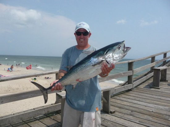 Affordable charters fishing report 8 27 12 affordable for Kure beach fishing report